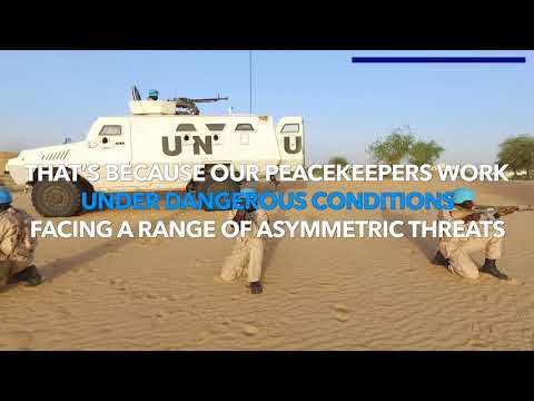Mali: One of the most complex and dangerous environments for UN peacekeepers