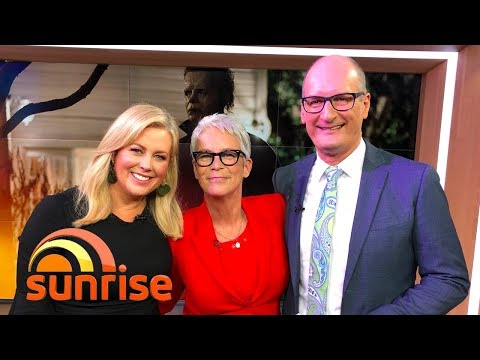 "Jamie Lee Curtis On Her Return To ""Halloween"" 