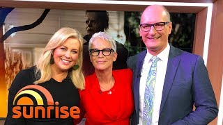 Jamie Lee Curtis On Her Return To