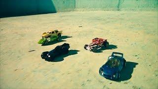 Hot Wheels | Team Hot Wheels Express en Acción
