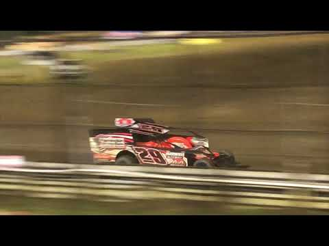 New Egypt Speedway Modified Feature 08-18-18 1st