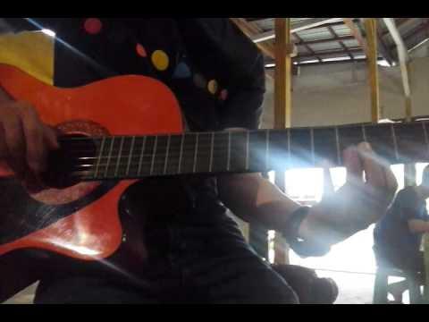 Lagu manusia harimau di gitar mantep lohh