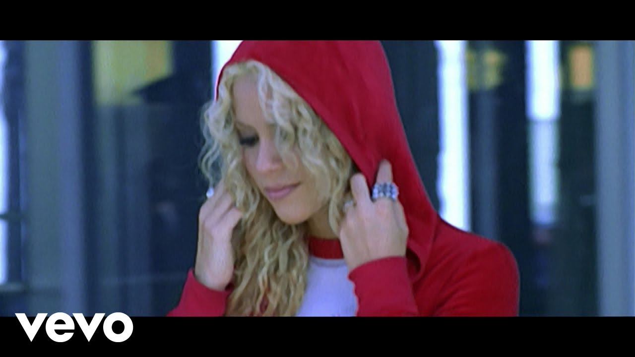 Shakira The One Official Music Video Youtube