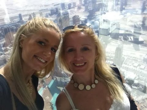 Day trip to Dubai with a beautiful lady