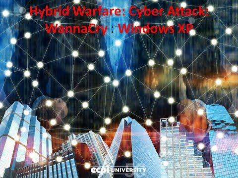 Hybrid Warfare : Cyber Attacks: WhatsApp, Google, NHS, Renault, FedEx, Govt Departments, Sabre