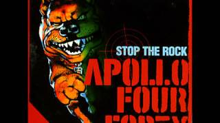 Repeat youtube video Apollo Four Forty - Stop the Rock - with lyrics in description
