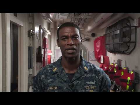 Seabee 75th Anniversary Shout Out:  TNT's Last Ship - Master Chief Jeter