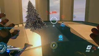 Christmas Event, Skins, Emotes, and Voice lines Discovered In Data Mine - Overwatch News