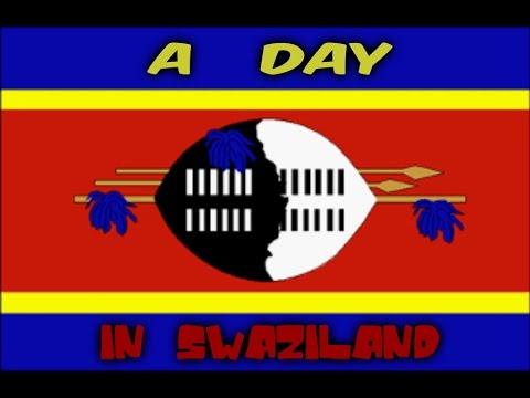 HO BALLATO IN UN VILLAGGIO SWAZI- A DAY IN SWAZILAND