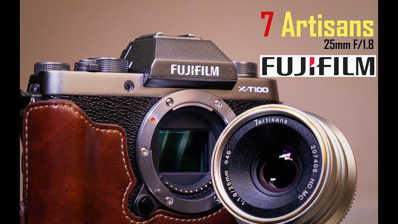 7 Artisans 25mm F 1 8 Unboxing Fujifilm X Mount