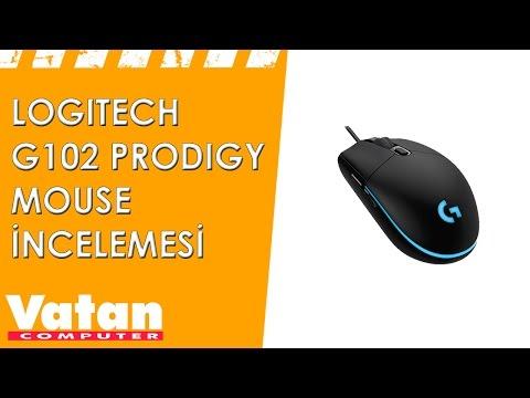 Logitech G102 Prodigy Mouse İncelemesi