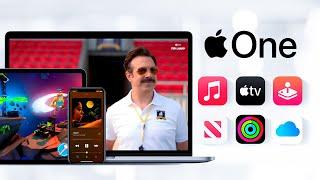 🚀 Apple One ya es oficial, todo lo que debes saber