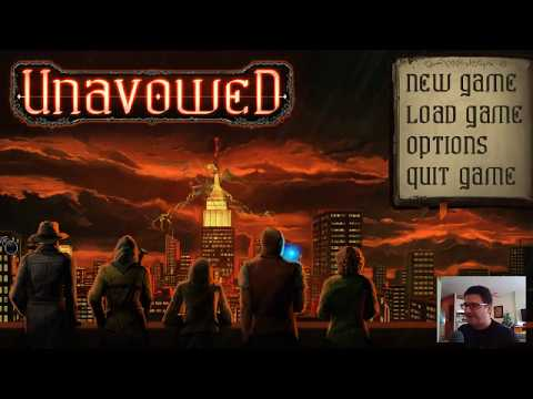Unavowed: Dev blog #1 (Form your party!)