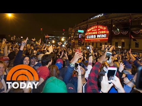 Chicago Cubs' World Series Win 'Means More Than Can Be Expressed,' Bob Costas Says | TODAY
