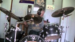 Whitewitch Drum Cover---We