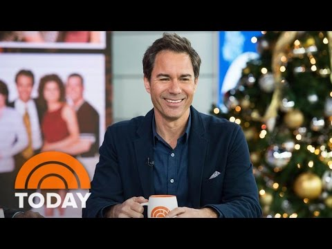 Eric McCormack On New Show 'Travelers,' Possible 'Will & Grace' Reunion | TODAY