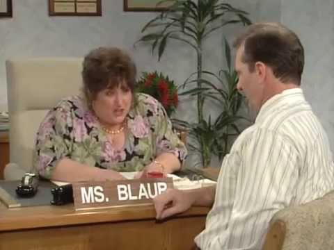 Al Bundy's Interview with Ms Blaub