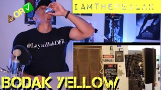 TRASH or PASS! IAMTHEREALAK (Bodak Yellow Remix) [REACTION]
