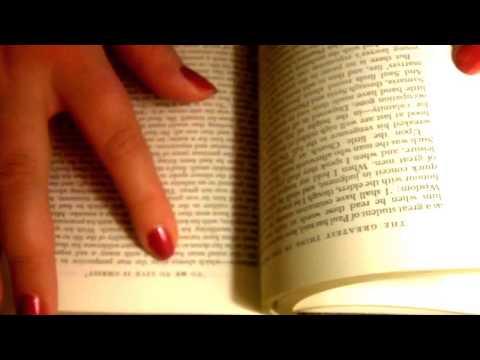christianASMR: Antique Book Sounds