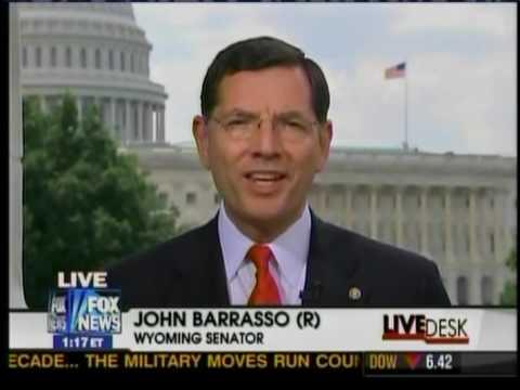 "Senator John Barrasso Discusses ""The Senate Doctors Show"""