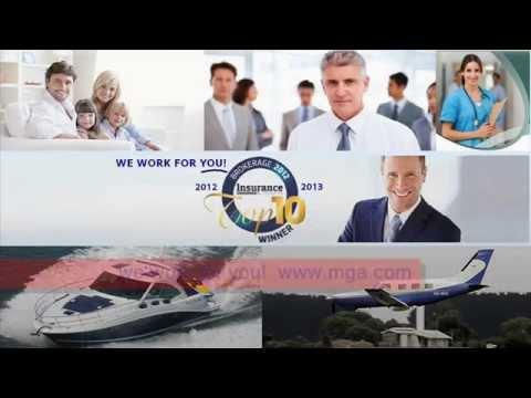 MGA Insurance Brokers: General Insurance Adelaide, SA