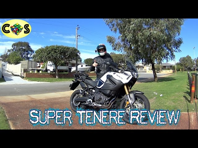Yamaha Xt1200z Super Tenere Review Chronicles Of Solid