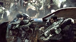 GEARS OF WAR Ultimate Edition Gameplay 2015