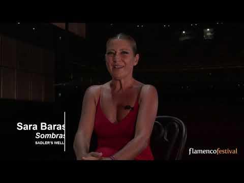 Sara Baras En Flamenco Festival Londres 2019