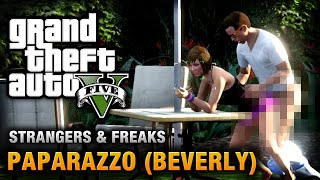 GTA 5 - Paparazzo / Beverly [100% Gold Medal Walkthrough]