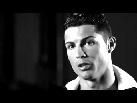 Cristiano Ronaldo speaks about hard work and dedication in motivational new Nike advert