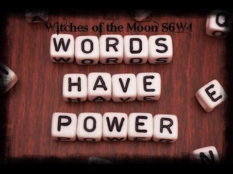 Friday S6W4 Power of Words