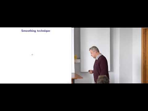 Modern Algorithmic Optimization - lec.8