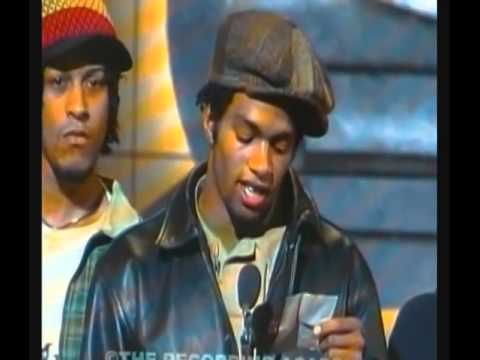 Digable Planets Grammy Acceptance Speech