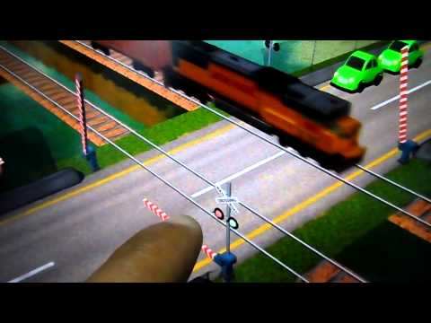Game Railroad Crossing (Android)