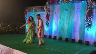 Funny Dance at Sister's Sangeet Night