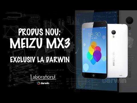 28. Meizu MX3, exclusiv la Darwin - review (Română)