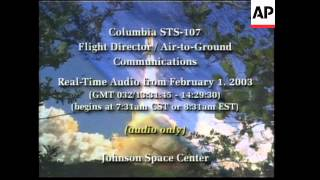 Last communications with Colombia
