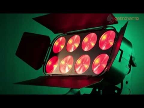 American DJ Dotz Panel 2.4 DJ Band & Stage Lighting