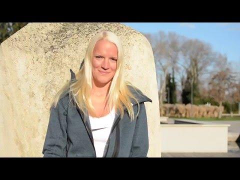 Julia Brückler Skateboarding - Streetpart 2015