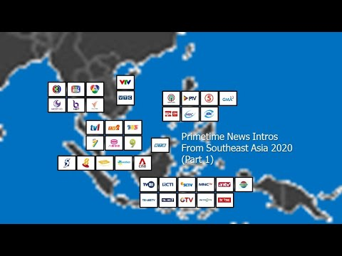 Primetime News Intros from Southeast Asia 2020 (Part 1)