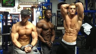 Del Bros Training Chest ft Stephen Olagoke
