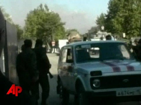 7 Soldiers Killed in South Ossetia Blast