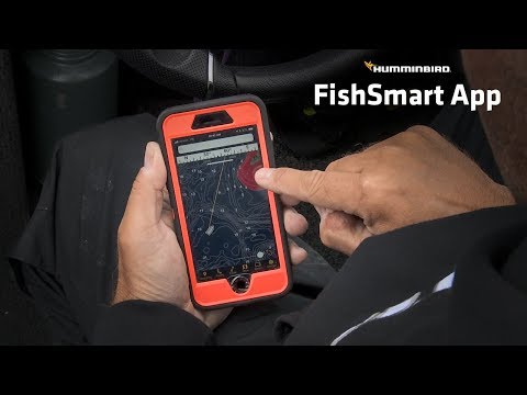 The Humminbird Fish Smart App