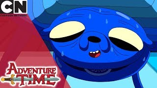 Adventure TIme | Jake's Super Stretch | Cartoon Network