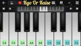 Haan Hasi Ban Gaye (Hamari Adhuri Kahani) Piano Notes ~ By Dev