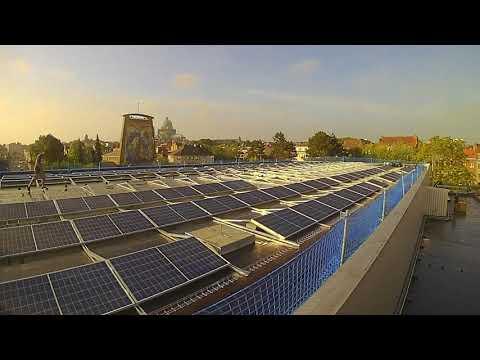 EnergyVision installs @ Piscine Nereus, Brussels (Belgium)