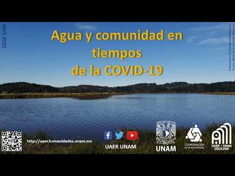 Agua y comunidad en tiempos de la COVID-19 [386]
