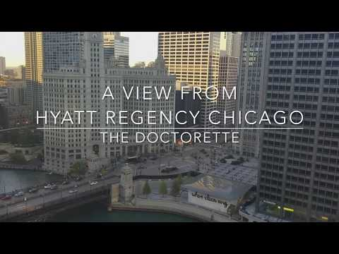 In the heart of downtown Chicago: Our stay at Hyatt Regency Chicago