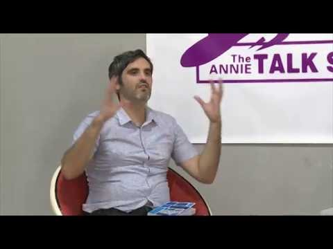 Ray on the Annie Talk Show