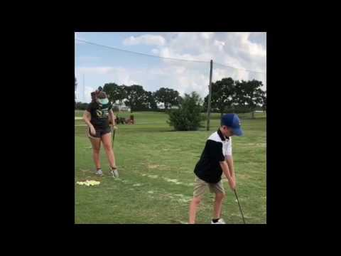 Junior Golf Boot Camp